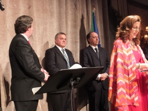 Groundheat Sponsors the Italy-Canada Award at ICCO's 2013  Business Excellence Awards Gala